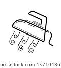 Iron vector illustration design  45710486