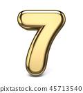 7, 일곱, 칠 45713540