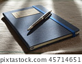 สมุดบันทึก,โน๊ตบุ้ค,ปากกา 45714651