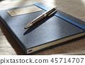 สมุดบันทึก,โน๊ตบุ้ค,ปากกา 45714707