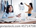 dressmaker designer female 45714798