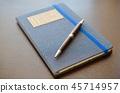 記事冊 複寫簿 筆記本 45714957