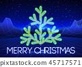 christmas, xmas, greeting 45717571