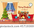 fireplace, room, gift 45719369