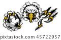 eagle claw football 45722957