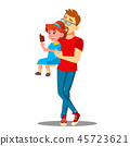 isolated illustration vector 45723621