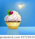 cupcake,sweets,pastry 45729439