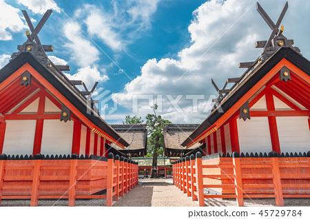 Sumiyoshi Taisha地面風景 45729784