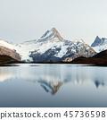 湖泊 湖 阿尔卑斯山脉 45736598