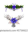 bell vector xmas 45736622