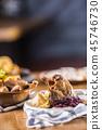duck roast roasted 45746730