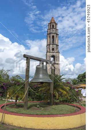 Manaca Iznaga Tower in Valley of the Sugar Mills 45749925