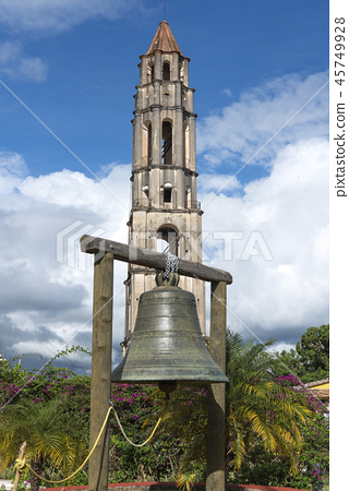 Manaca Iznaga Tower in Valley of the Sugar Mills 45749928