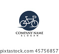 bike, icon, vector 45756857