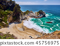 beach, coast, ocean 45756975