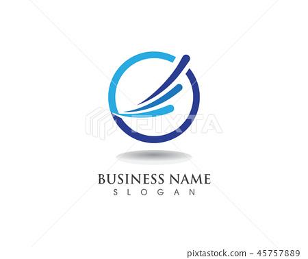 Finance logo business 45757889