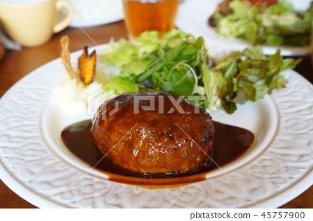 hamburger 45757900