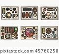 อาหารเกาหลีอาหารเกาหลี 45760258
