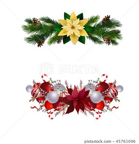 Christmas elements for your designs 45761096