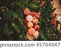 Christmas background 45764047
