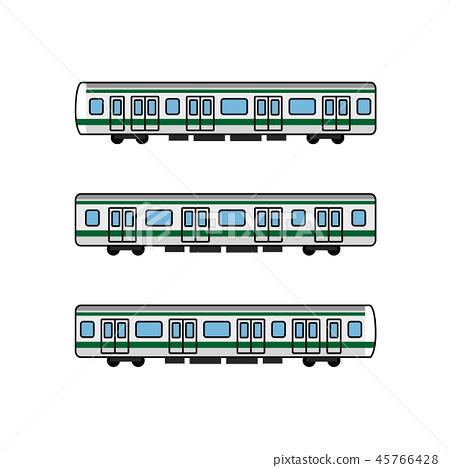 Electric train 45766428
