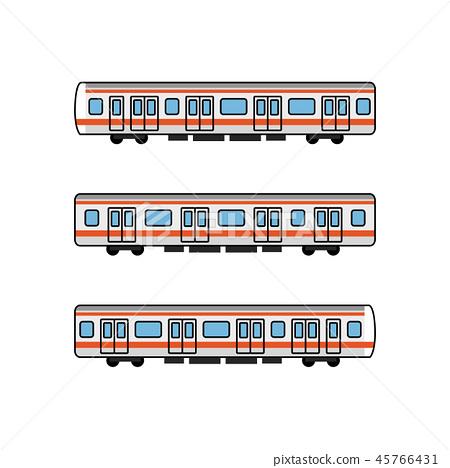 Electric train 45766431