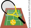 网球场 45771153