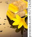 yellow flower soap handmade 45772928