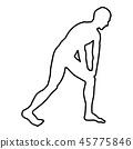 การออกกำลังกาย,ออกกำลังกาย,ชาย 45775846