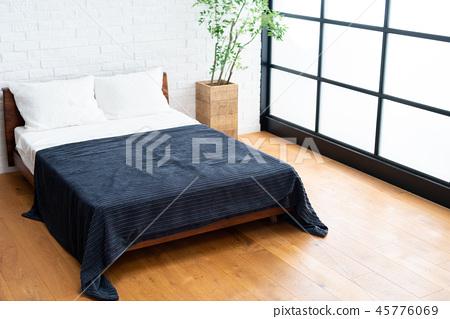 一間臥室 45776069