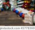 คริสต์มาส,ซานต้า,เครื่องประดับวันคริสต์มาส 45778369