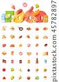 Food fruits beverage 45782897