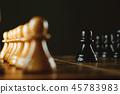 棋 游戏 木板 45783983