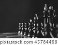 棋 游戏 木板 45784499