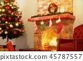 크리스마스 이미지 45787557