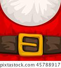 santa claus background 45788917