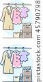 옷장, 옷, 복장 45790798