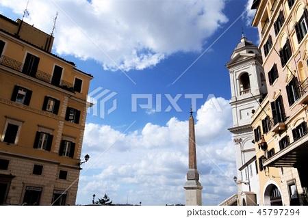 Chiesa della Trinita dei Monte Trinita dei Monti Church Rome 45797294