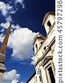 Chiesa della Trinita dei Monte Trinita dei Monti Church Rome 45797296