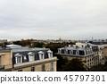 Paris cityscape 45797301