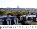 Paris cityscape 45797316