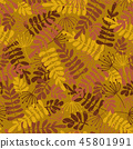 background seamless autumn 45801991