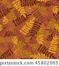 background seamless autumn 45802065