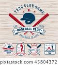 baseball, vector, ball 45804372
