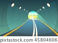 隧道 道路 交通 45804606