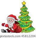 Christmas, xmas, Santa 45812204