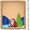 Christmas, xmas, Santa 45812214