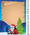 Christmas, xmas, Santa 45812215