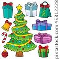 Christmas, xmas, tree 45812228