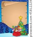 paper, Christmas, xmas 45812229